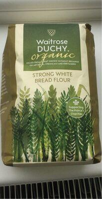 Strong white bread flour - Product - en