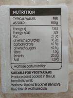 Cornish Brie - Nutrition facts - en