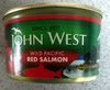 Wild Pacific Red Salmon - Product