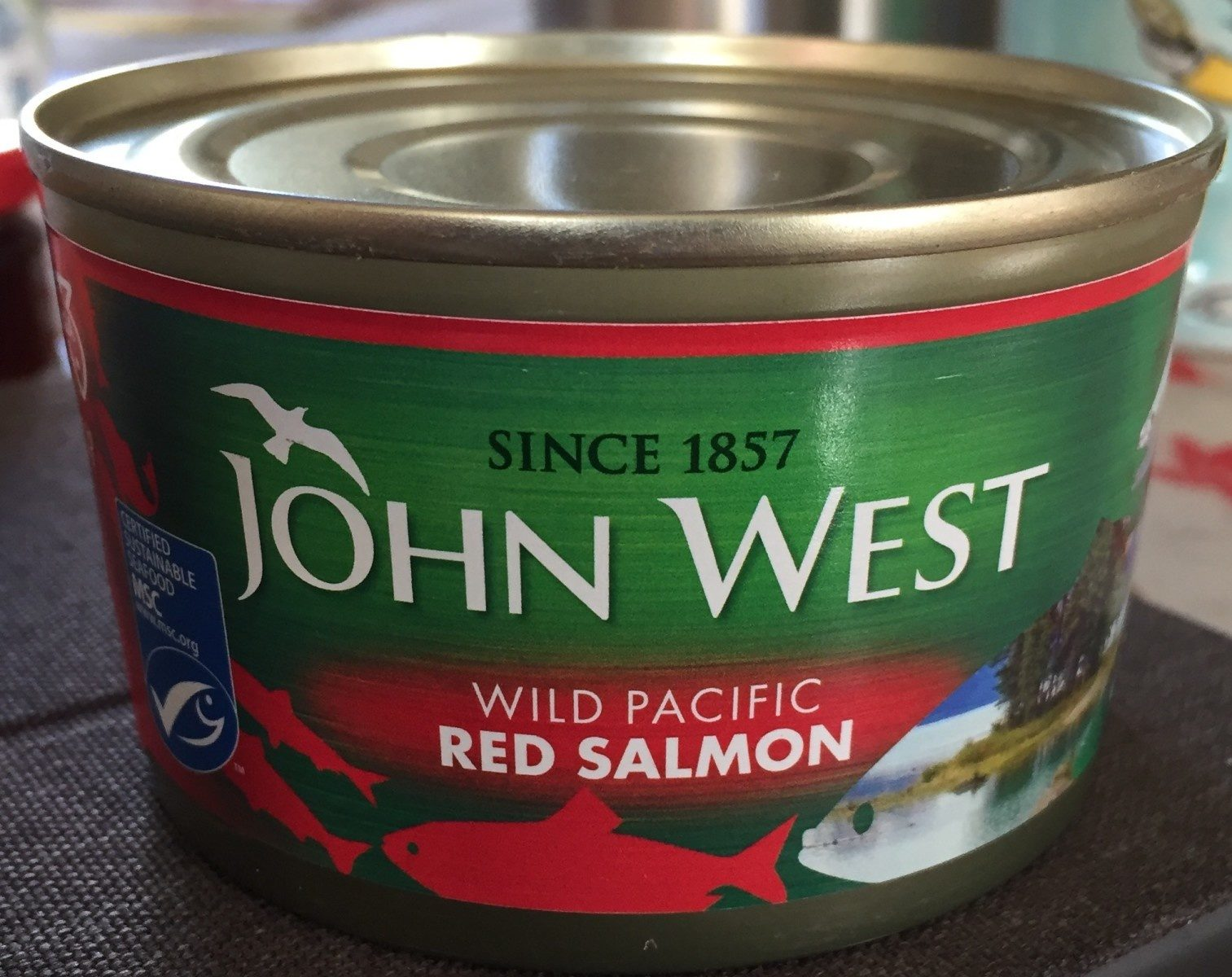 Red Salmon - Produit - fr