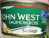 Saumon rose sauvage - Produit