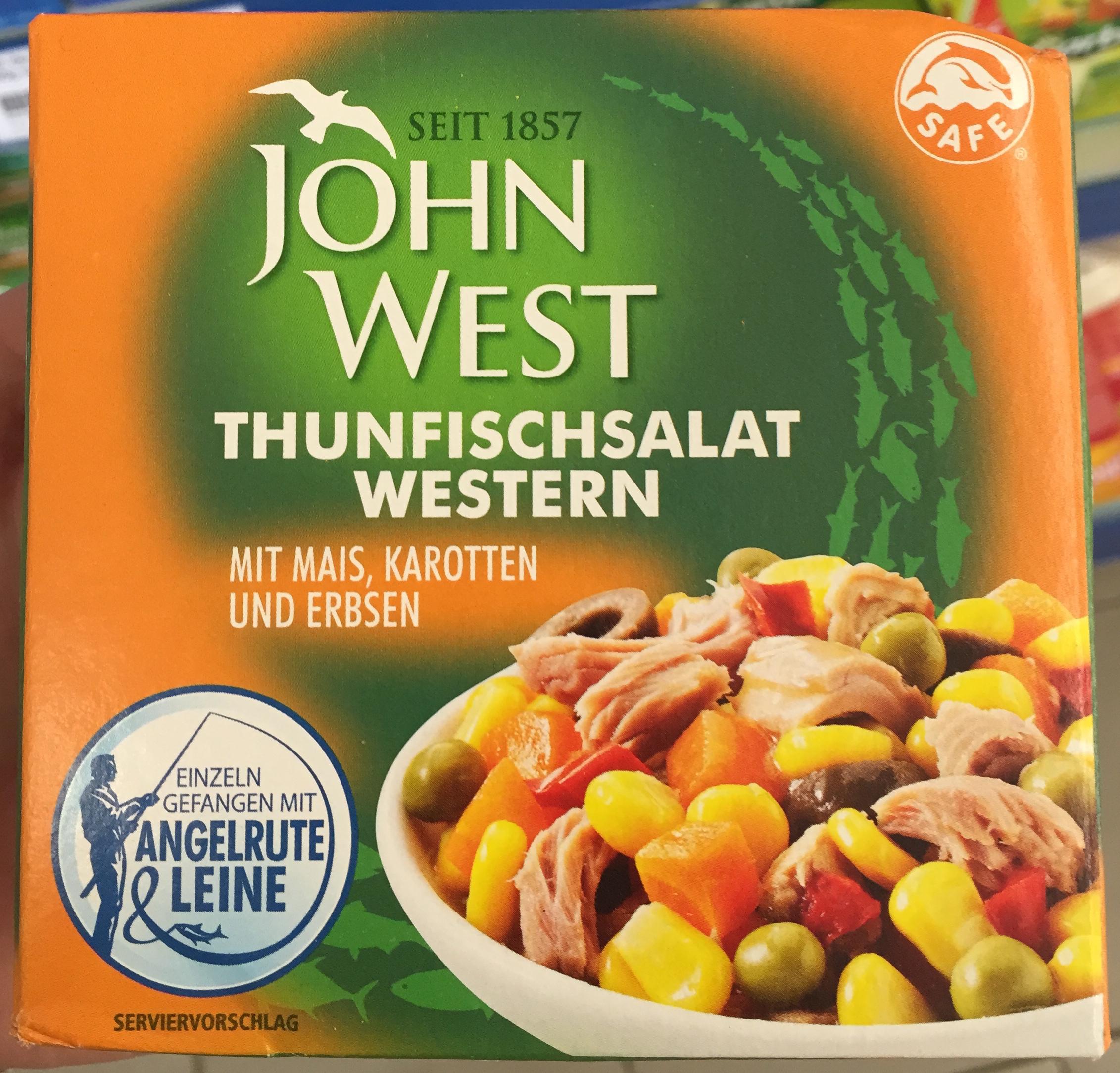 Thunfischsalat western