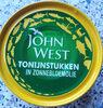 john west tonijnstukken - Product