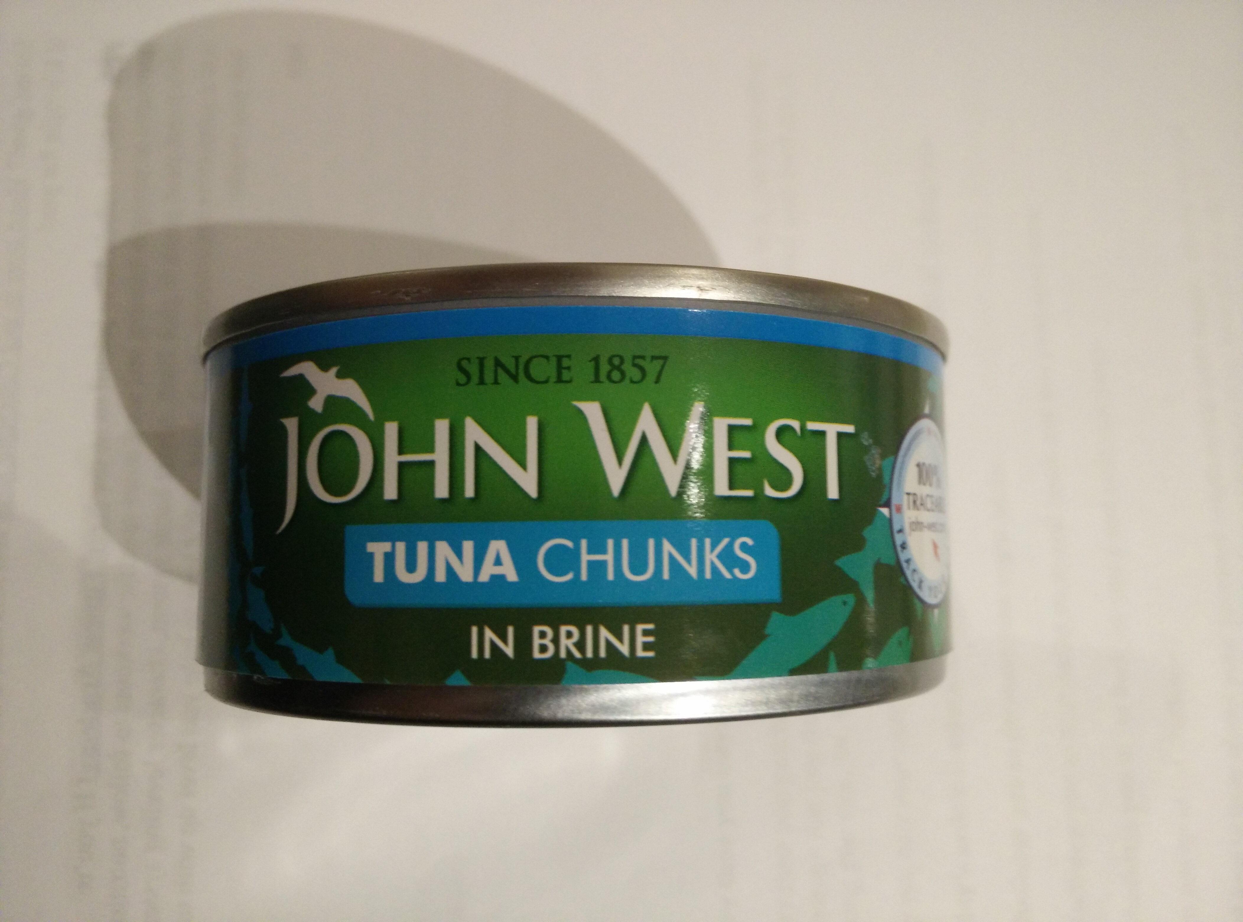 Tuna chunks - Prodotto - en