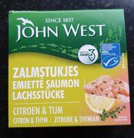 Émietté saumon - Product