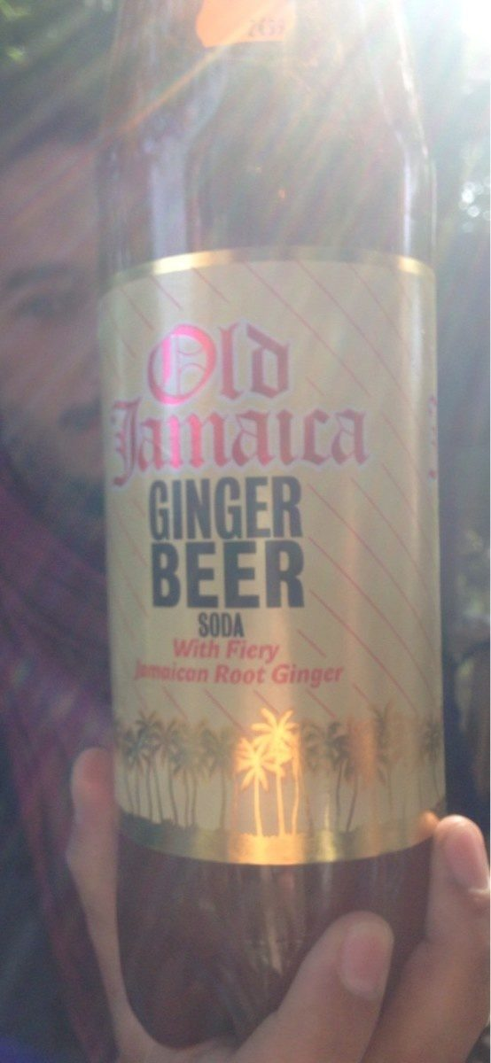 Finger Beer Soda with Fiery Jamaican Root Ginger - Produit - fr
