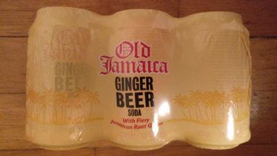 Ginger Beer Soda - Produit