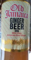 Ginger beer soda - Produit - fr