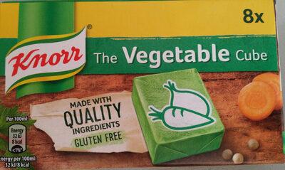 The Vegetable Cube - Produit - en