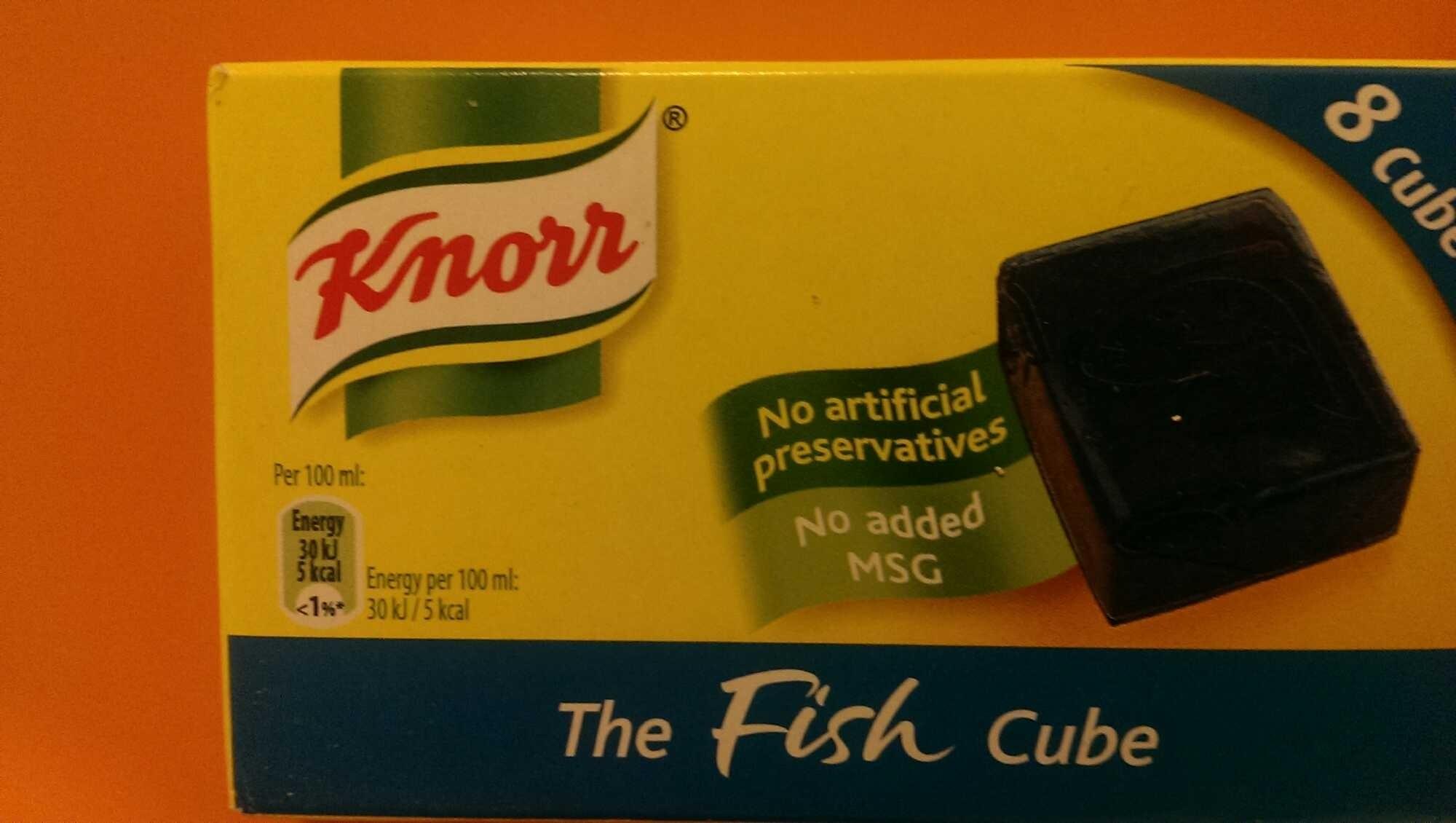 fish cube - Product