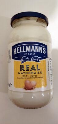 Real Mayonnaise - Product - en