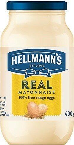 Real Mayonnaise - Tuote - en