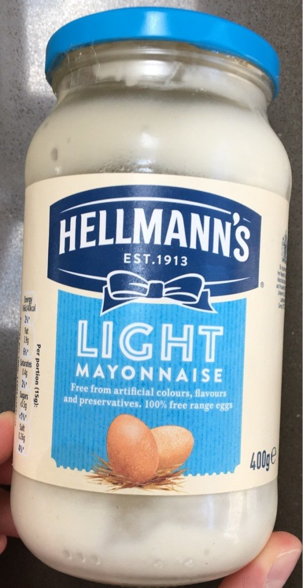 Light Mayonnaise - Produit - fr
