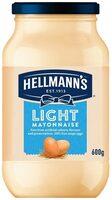 Light Mayonnaise - Produit - en