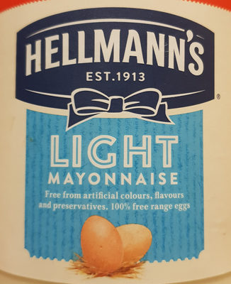 Hellmann's Light Mayonnaise - Product