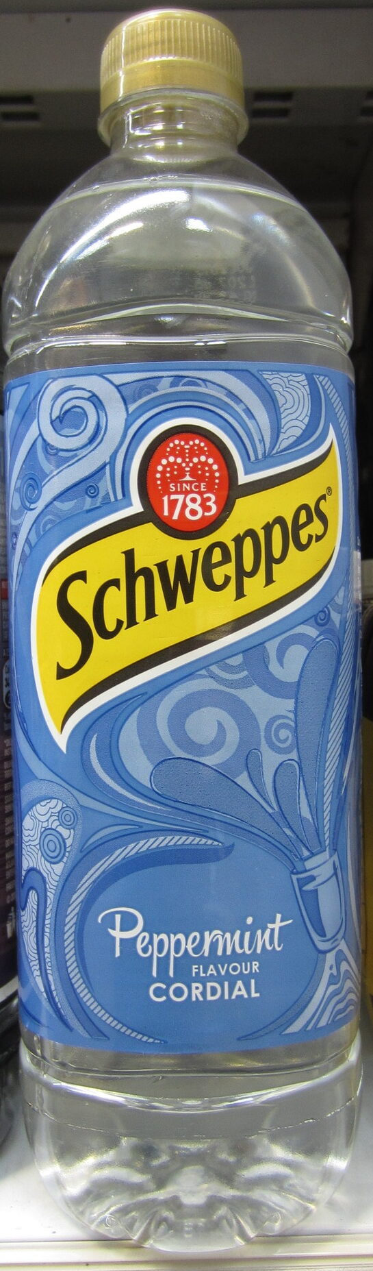 Schweppes Peppermint Cordial - Product