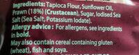 Prawn Crackers - Ingredients - en