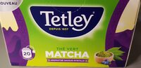 Thé Vert Matcha Myrtille - Product - fr