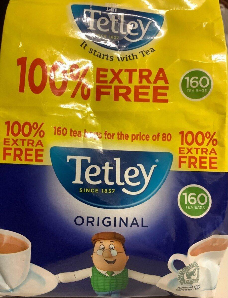 160 tea bags - Product