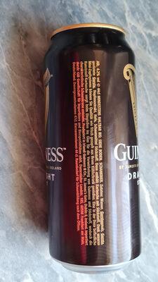 Guinness - Zutaten - de