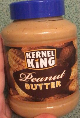 peanut butter - Product - fr