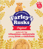 All Ages 4-6 Months Onwards  Rusks Original - Product