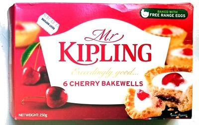Mr Kipling 6 Cherry Bakewells - Product