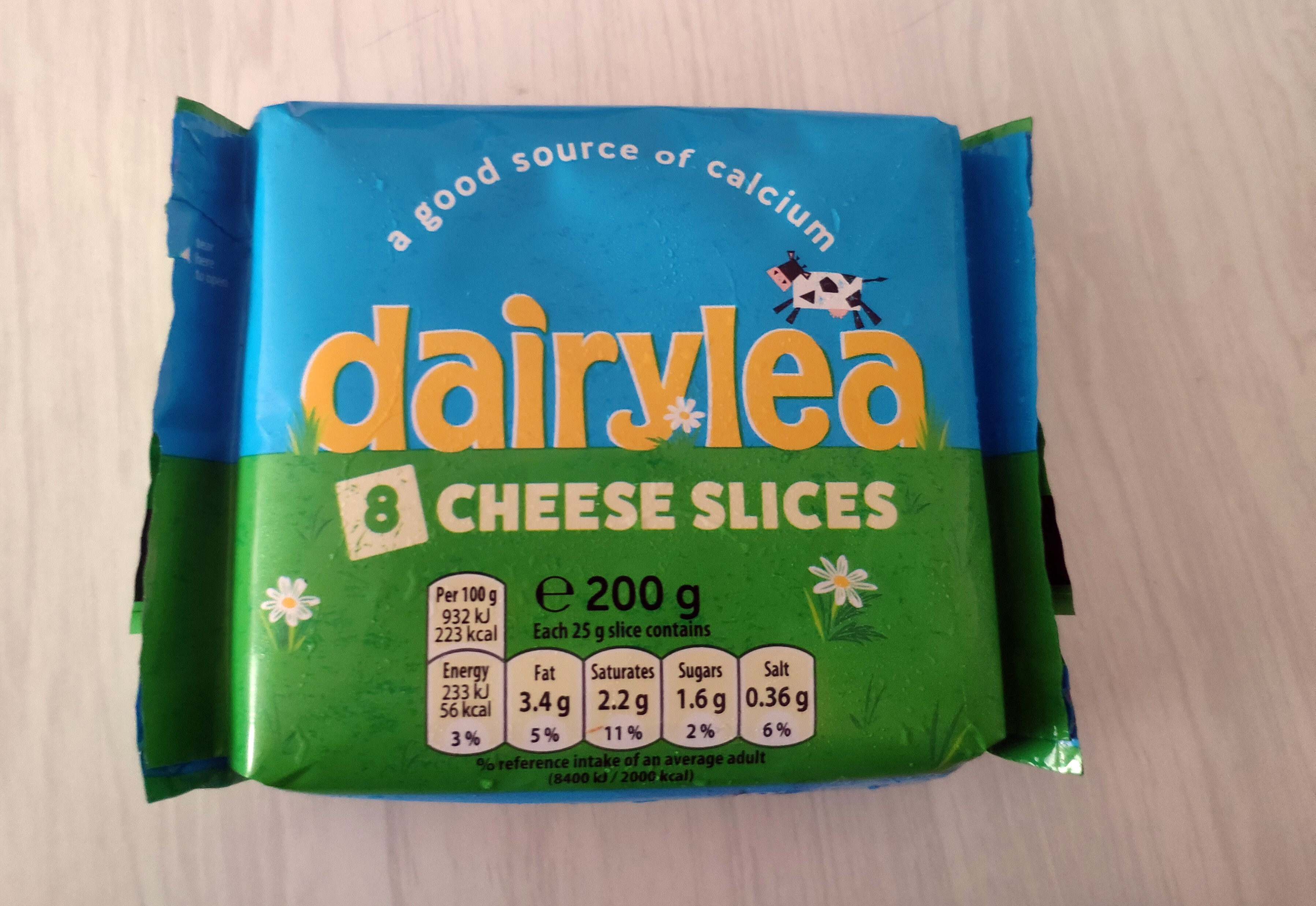 Cheese Slices - Product - en