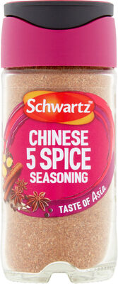 Chinese 5 Spice Seasoning - Produit