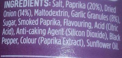 Deodorant - Ingredienti - en