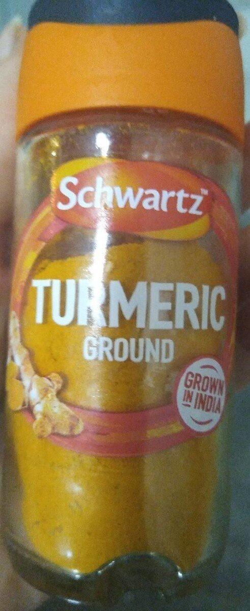 Turmeric ground - Prodotto - en