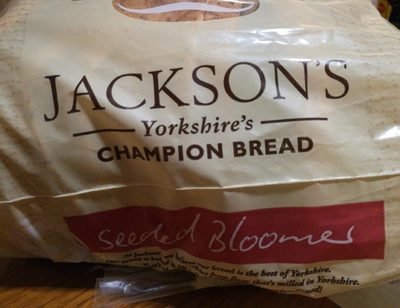 Jackson's Yorkshire's Champion Seeded Bloomer - Produit - fr
