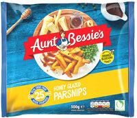 Aunt Bessie's Honey Glazed Parsnips - Prodotto - en