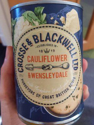 Cauliflower & Wenseydale - Produto - en