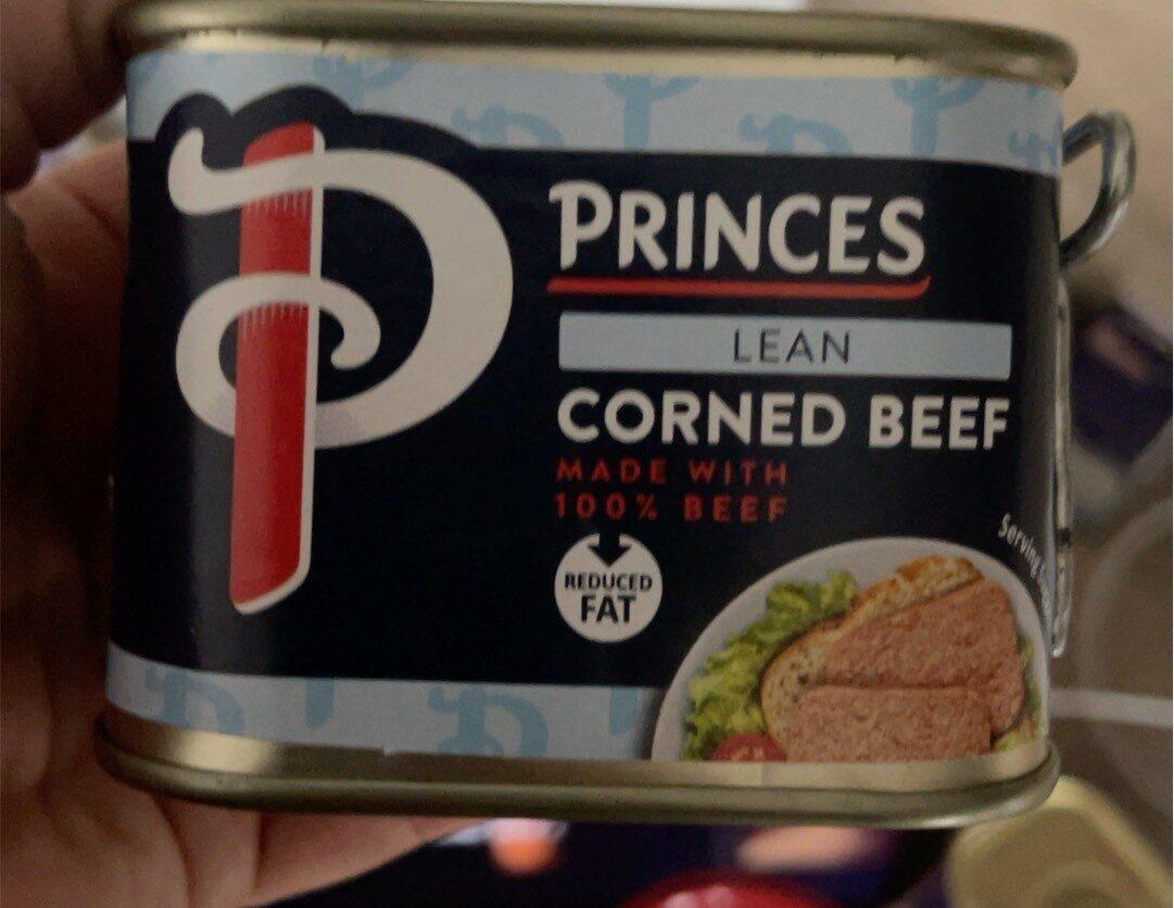 Lean corned beef - Product - en