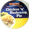 Chicken 'n' Mushroom Pie - Product