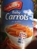 Baby Carrots in water - Produit