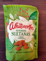 Sunshine Sultanas - Produit - en