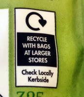 Sunshine Sultanas - Instruction de recyclage et/ou informations d'emballage - en