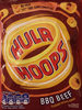 Hula Hoops BBQ Beef - Product
