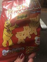 POM-BEAR Potato snacks - Product - en