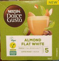 Almond Flat White - Prodotto - en