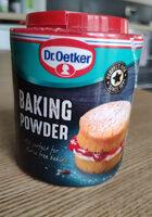 Baking powder - Product - en