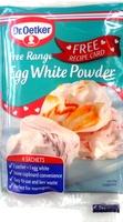 Free Range Egg White Powder - Product