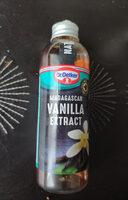 Natural Madagascan Vanilla Extract - Produit - fr