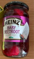 Baby Beetroot in Sweet Vinegar - Product - en