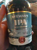 McEwans IPA - Product - fr