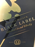 Black Label - Aged 12 years - Blended Scotch Whiskey - Product
