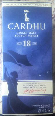 Single malt scotch whisky - Product
