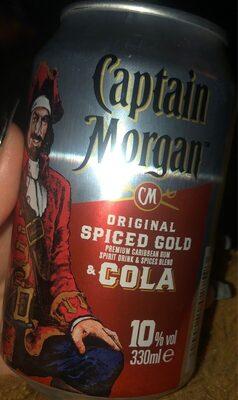 Captain Morgan - Product - de